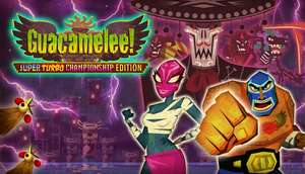 DLH.net: Guacamelee Super Turbo Championship Edition - Gratis Steam key