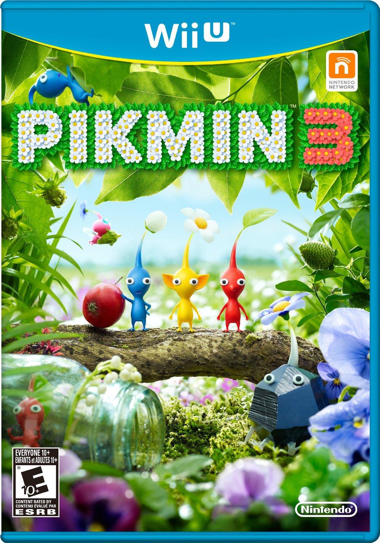 Amazon Mx: Pikmin Wii U