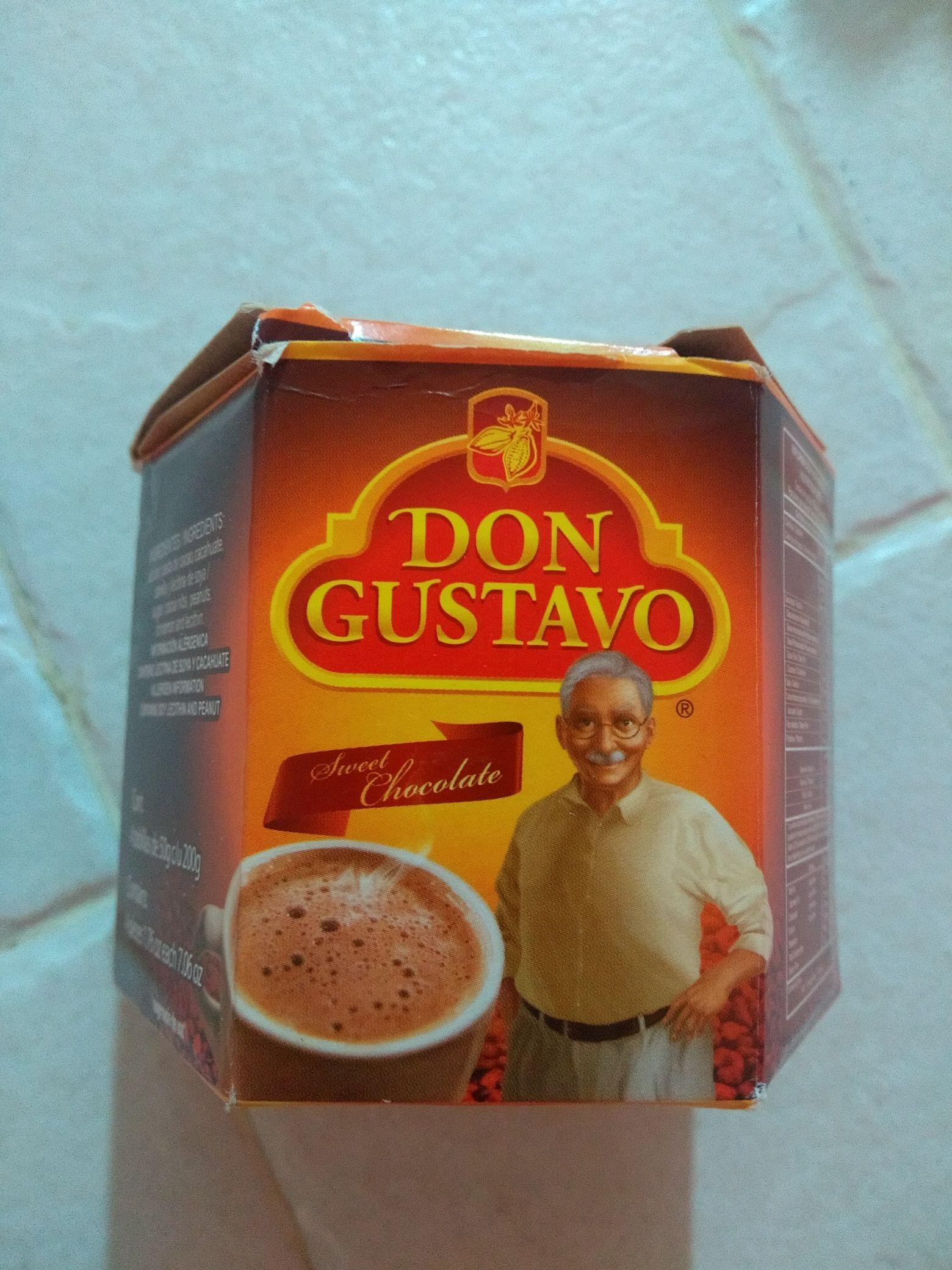 Walmart: Chocolate Don Gustavo
