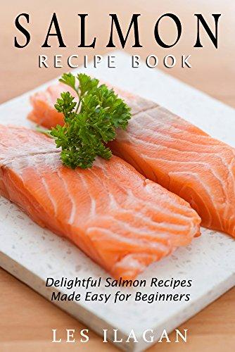 Amazon Kindle: Recetario de salmon para principiantes. (En ingles)
