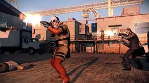 Amazon México: PAYDAY 2 / CRIMEWAVE EDITION (PlayStation 4) $333