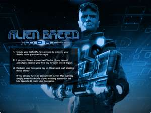 GreenManGaming: Alien Breed Impact Gratis para Steam