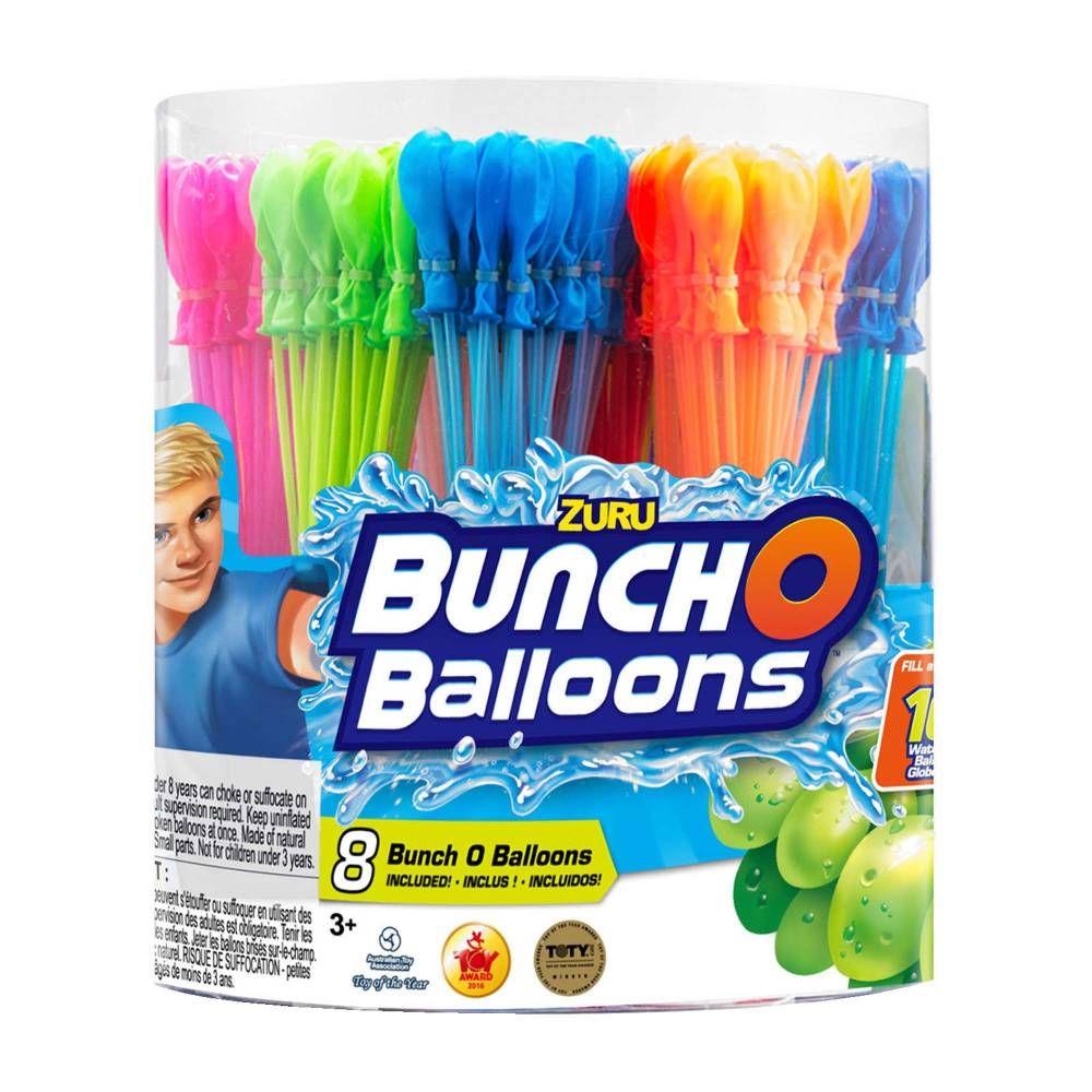 Sam's Club: Bunch o Balloons Zuru Cilindro con 280 Globos