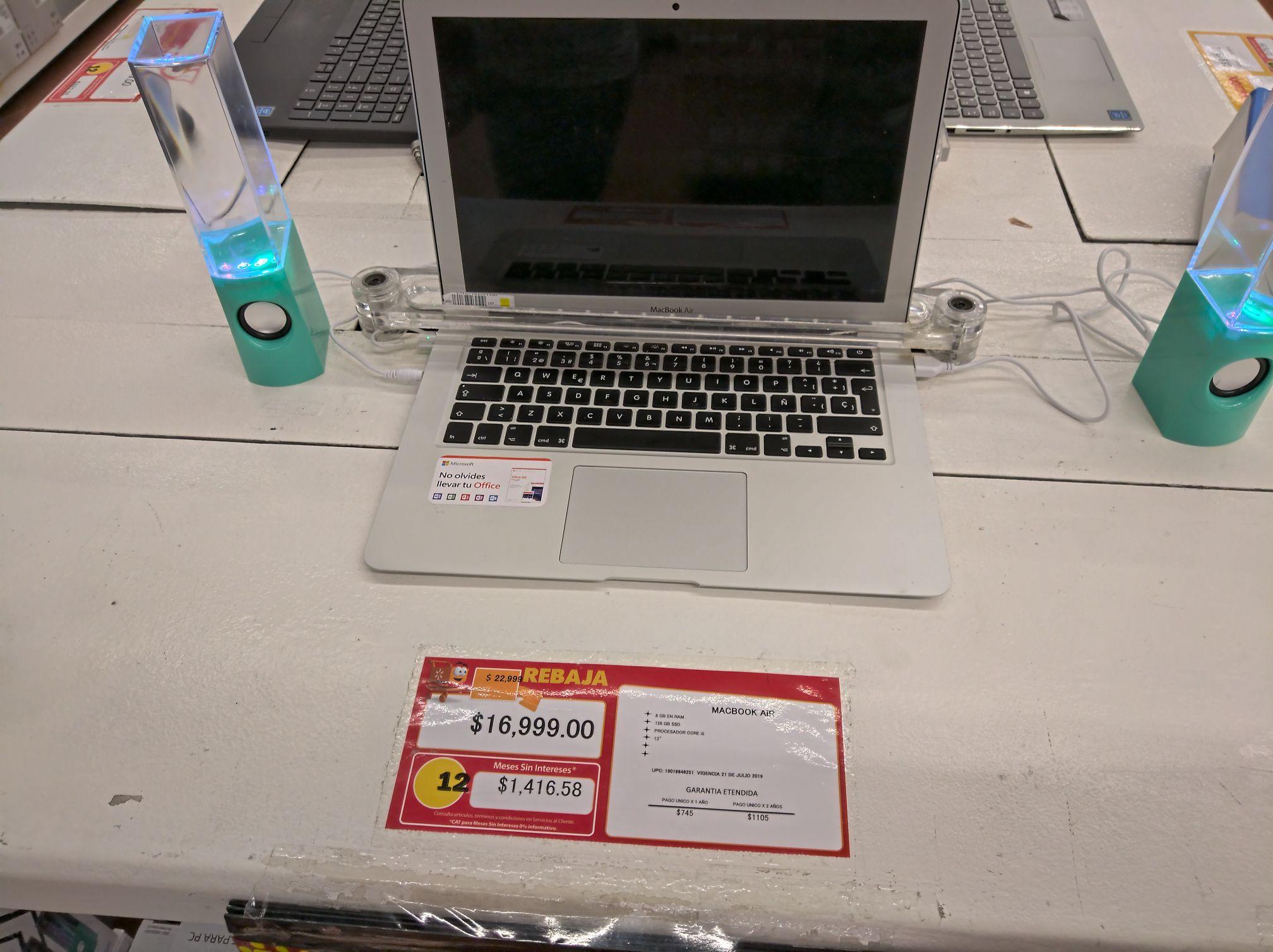 Walmart: Macbook Air