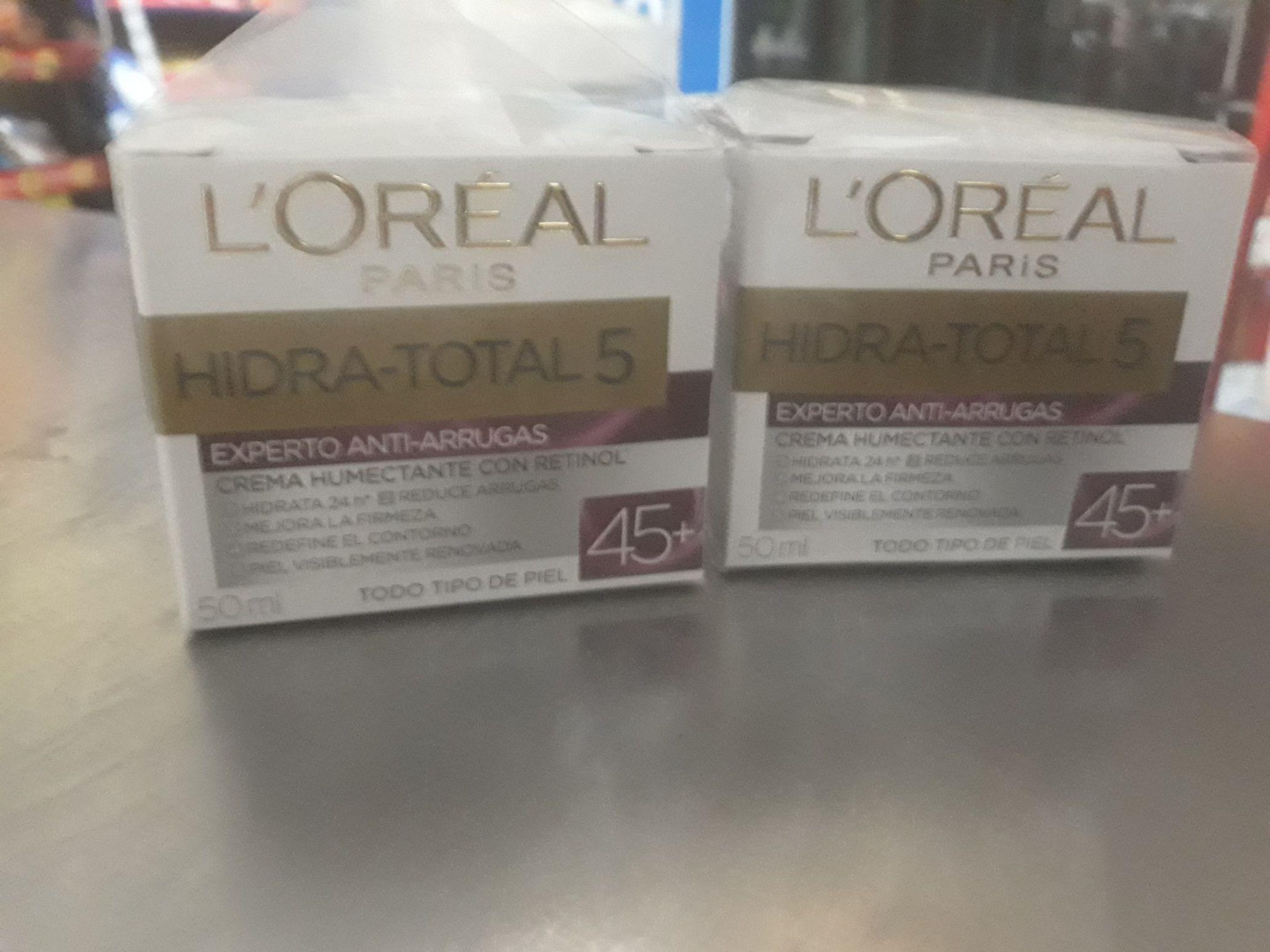 Walmart: Cremas L'oreal Paris 2x$159