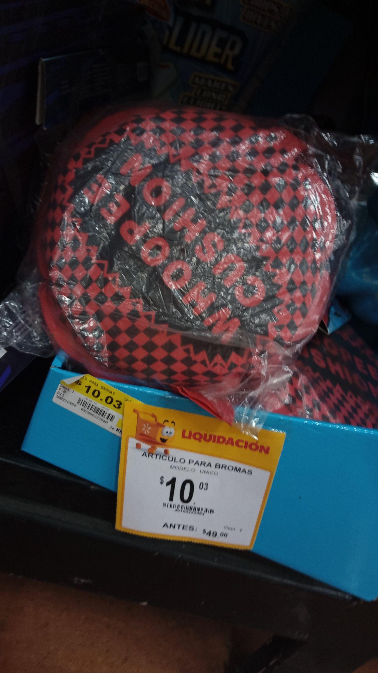 Walmart: Cojín