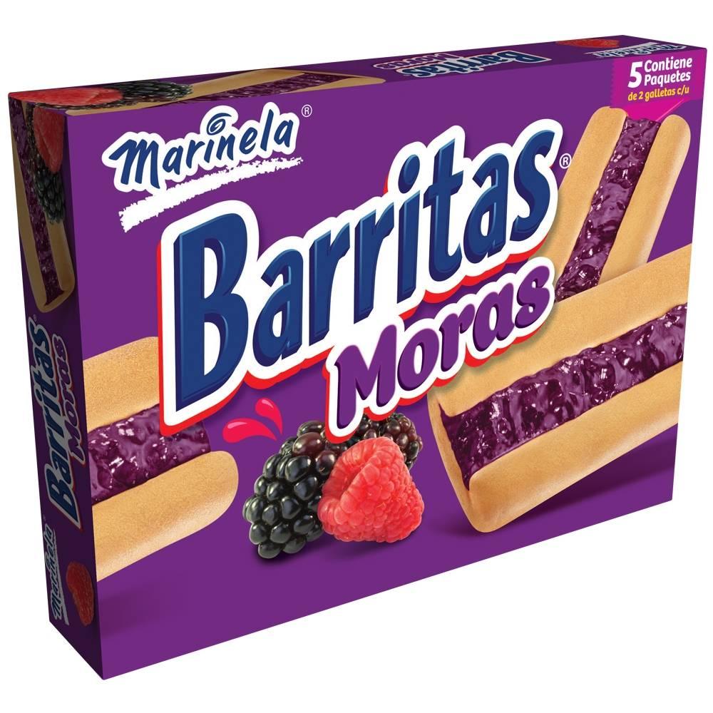 Walmart: Variedad de galletas Marinela al 3x2