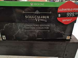 Gamers: Soulcalibur collector's edition