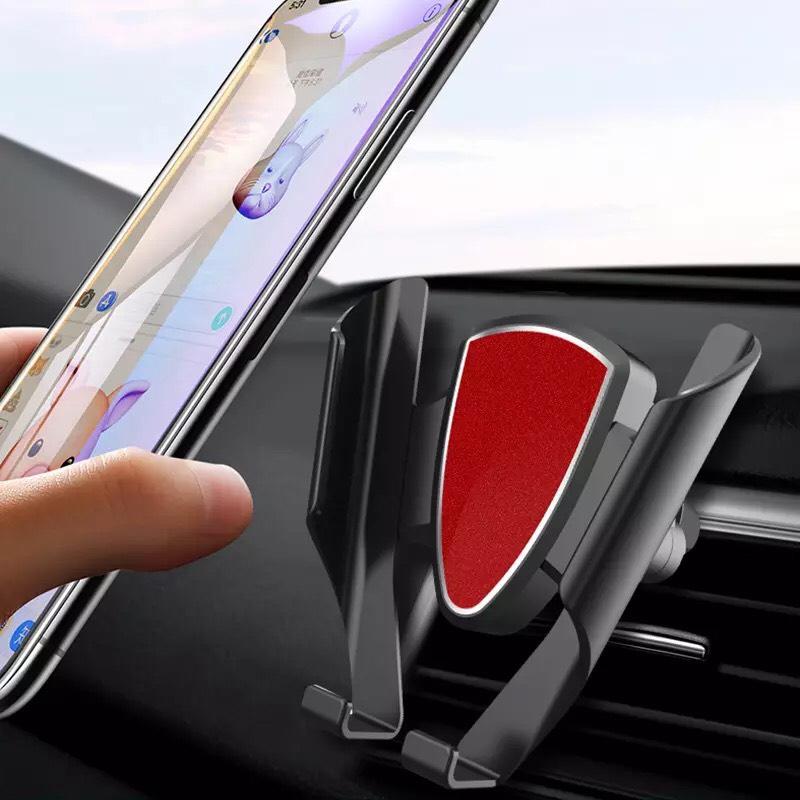 Aliexpress: Soporte de teléfono para auto, excelente para Iphone X, 6, 7, 8 Plus, Huawei, Xiaomi, Samsung.
