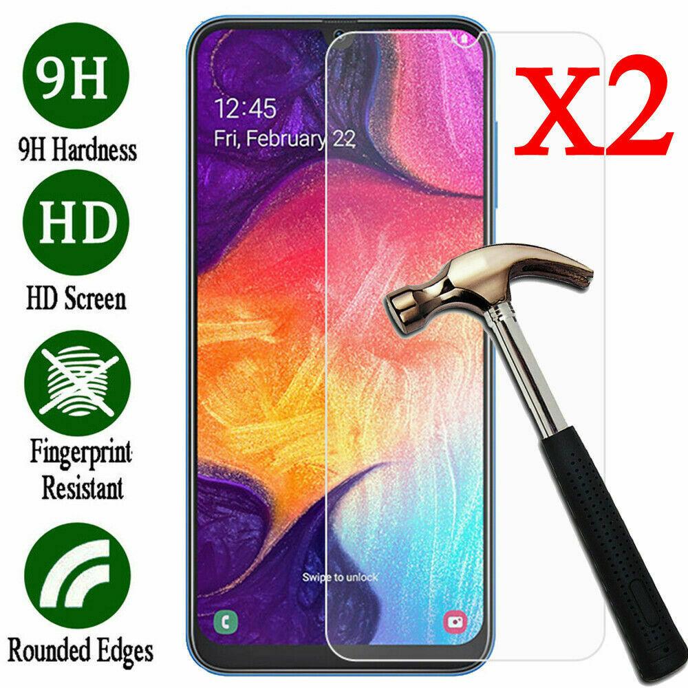 eBay: 6 Protectores de Vidrio Templado para Samsung Galaxy Serie A y M