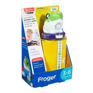 Soriana: Froger Fisher Price