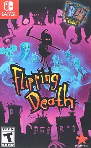 Amazon: Flipping Death para Nintendo Switch