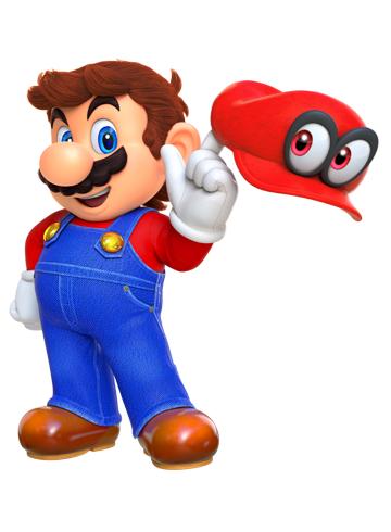 Nintendo eShop USA: Super Mario Odyssey