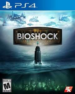Amazon: Bioshock The Collection PS4