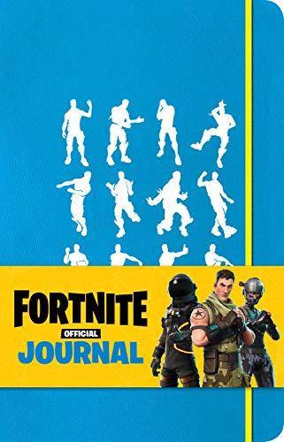 Amazon: Cuaderno de Fortnite pasta dura