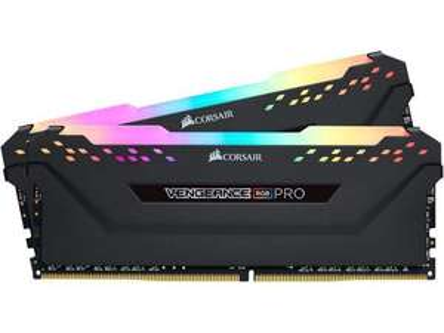 Newegg: Memoria ram Corsair RGB 2x8 GB DDR4 3200 mhz