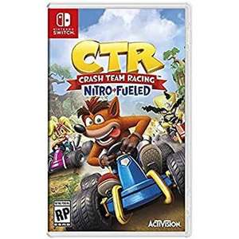 linio PREVENTA: Crash Team Racing - Nintendo Switch