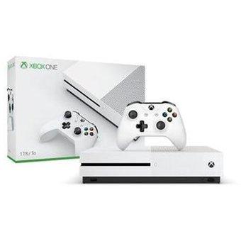 linio Consola Xbox One S 1TB 4K HDR-Blanco