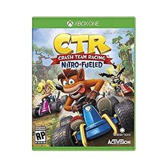 linio PREVENTA: Crash Team Racing - Nitro Fueled - Xbox One