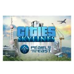 PSN: Cities: Skylines - Pearls From The East DLC gratuito