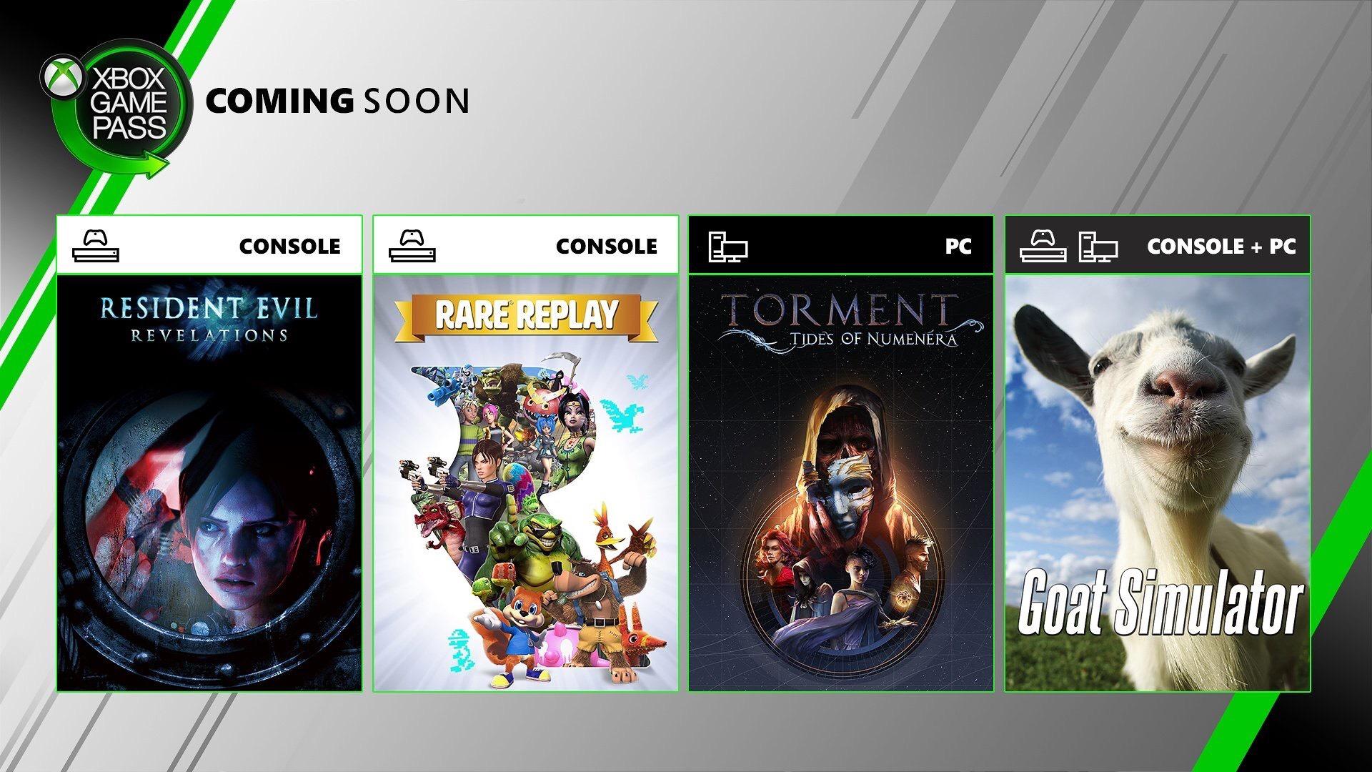 Game Pass: nuevos juegos para junio