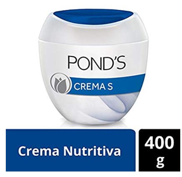 Soriana Mercado: Crema Ponds de 400g con descuento y al 3x2