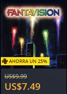 Oferta de lanzamiento FantaVision™ un clásico de PS2