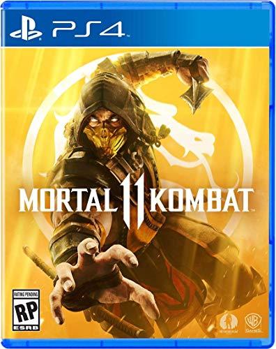 Amazon MX: Mortal Kombat 11 TODOS LOS FORMATOS (PS4, XBOX ONE Y SWITCH)