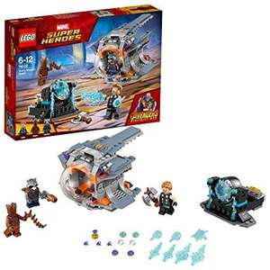 Costco: LEGO super héroes Avengers: Thor o Black panther