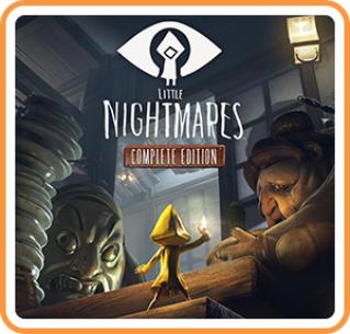 eShop: Little Nightmares: Complete Edition para Nintendo Switch
