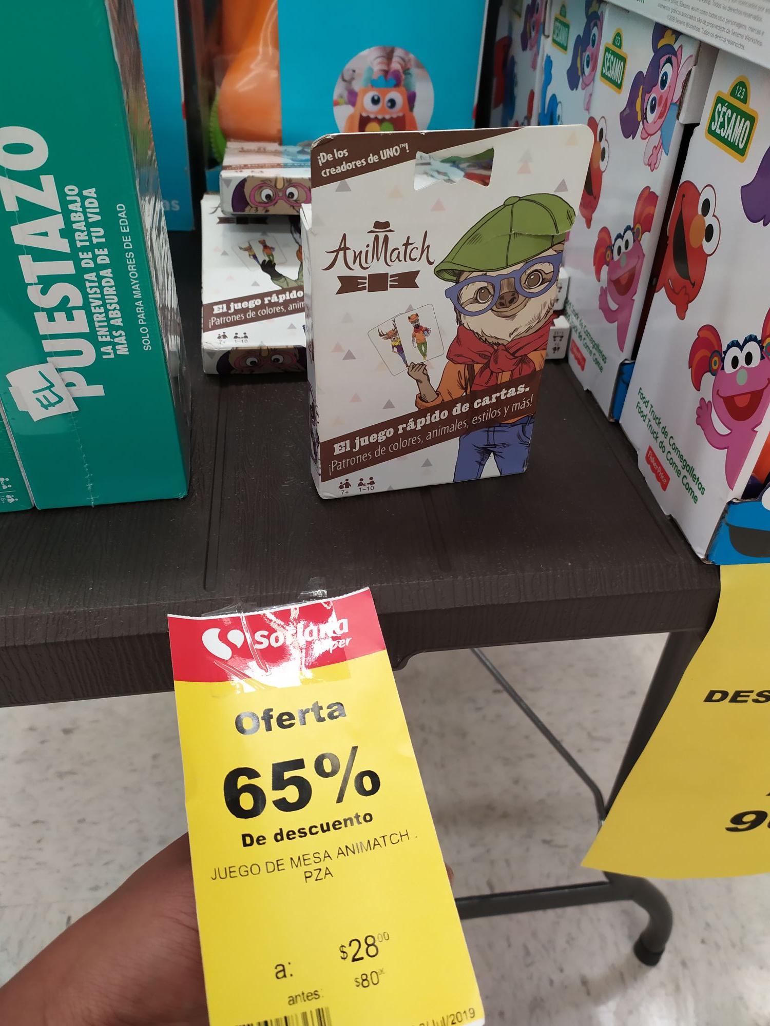 Soriana hiper: Varios juguetes desde $28