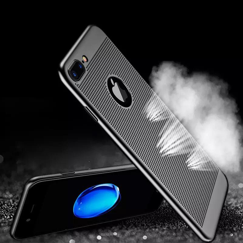 Aliexpress: Funda disipadora de calor para IPhone 6, 7, 8 ,X, XR.