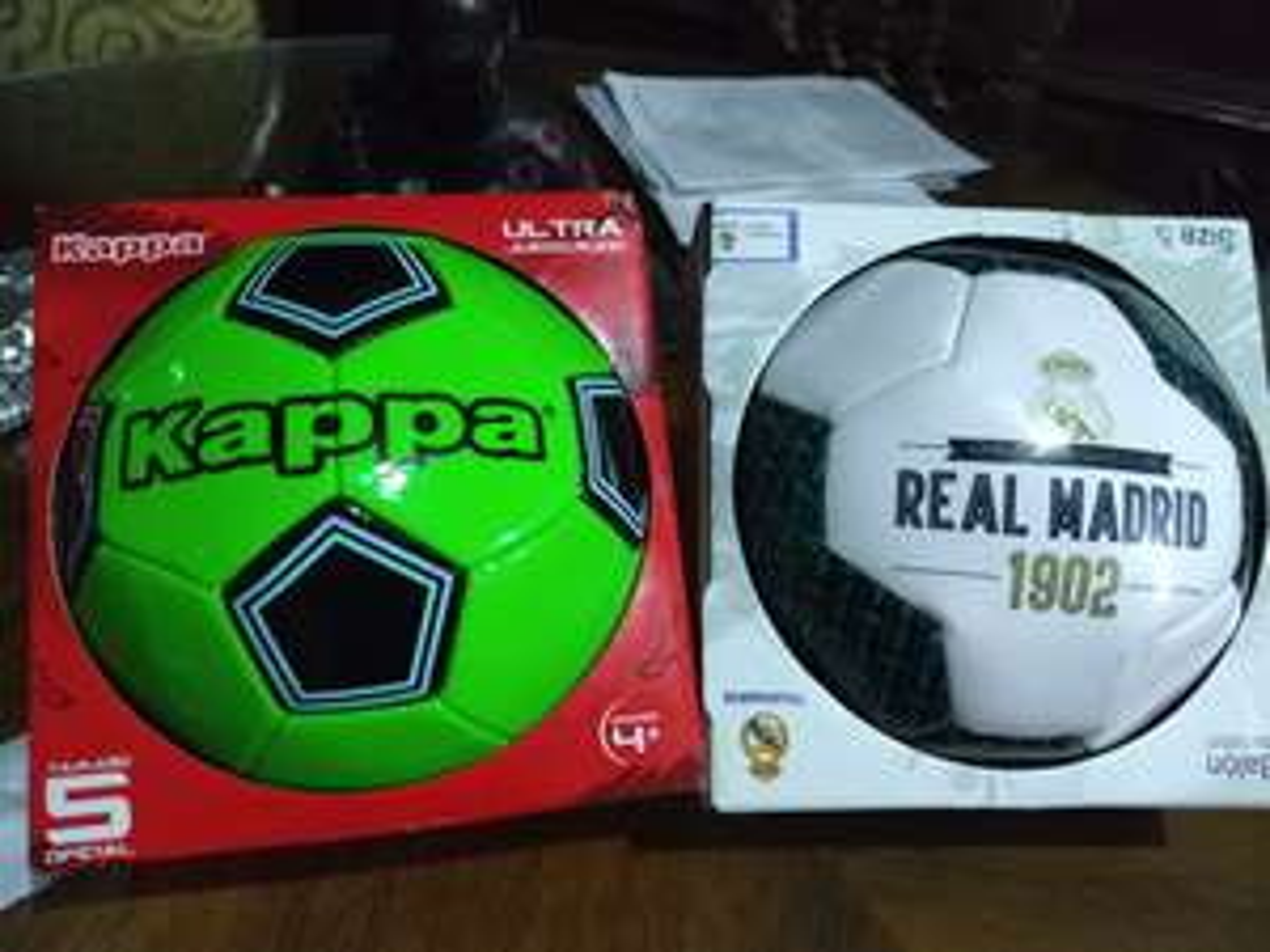 Bodega Aurrera: Balón Kappa 27.01