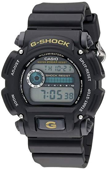 Amazon: Casio 'G-Shock' Reloj deportivo de resina de cuarzo para hombre