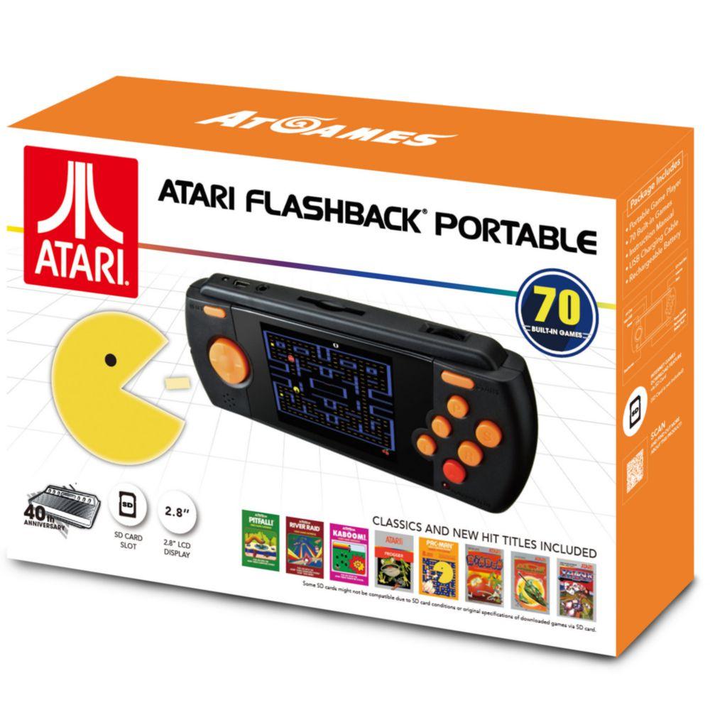 Ebay: Consola Retro Portátil Atari Flashback