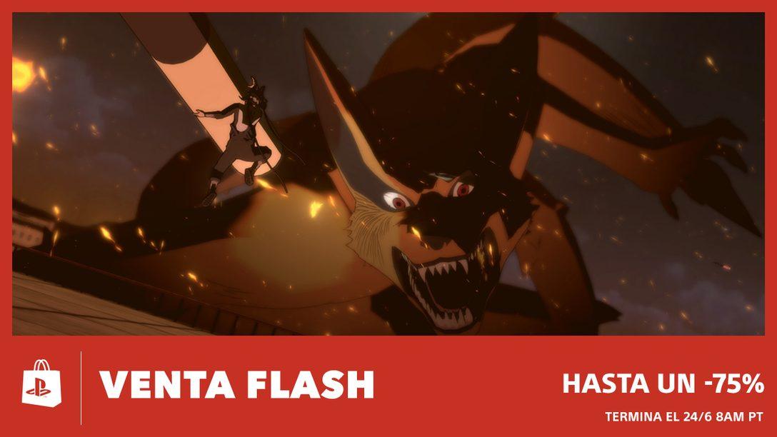 Playstation Store: Venta flash hasta 75% títulos seleccionados
