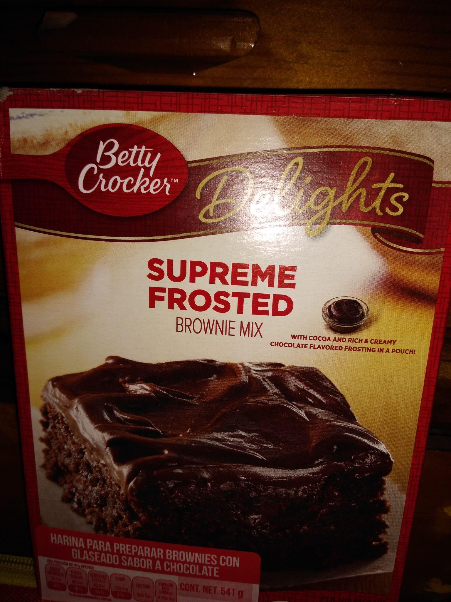 Superama: Caja para Brownies $13