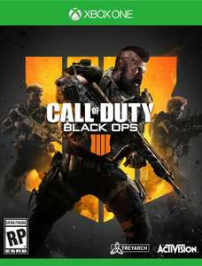 "Black Ops 4 ""HEB"" Xbox/PS4"