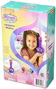 Amazon Fisher Price Bottle Shimmer and Shine Magical Wishes Genie