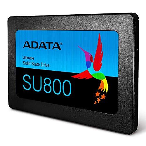 Amazon: SSD Adata SU800 de 256GB, con DRAM (explicación incluída)