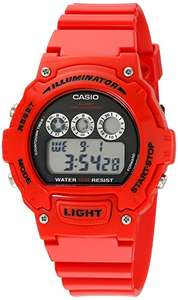 AMAZON: Casio W214HC-4AV sport watch