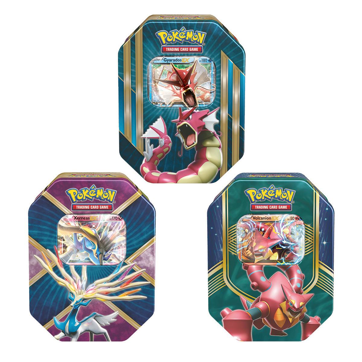 Costco: Pokémon, 3 latas  Juego de Cartas (varios modelos) de $799 a $199