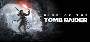 Steam: Rise of the Tomb Raider
