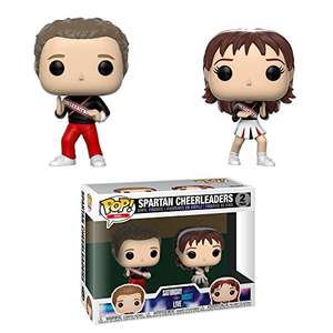 Amazon: 2 Funkos Saturday Night Live - Spartan Cheerleaders