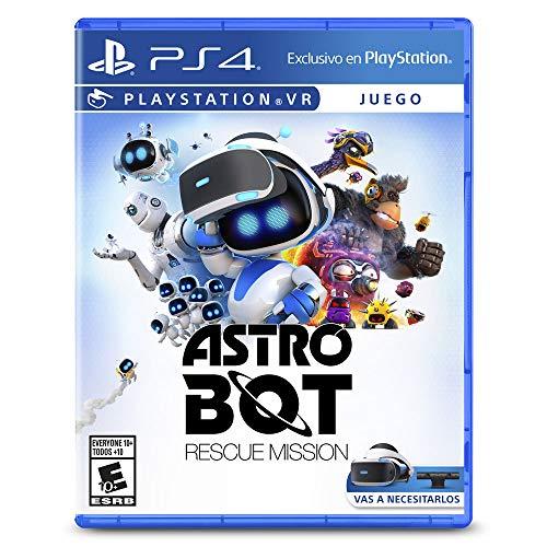 Amazon MX y Liverpool: Astro Bot su Mejor Precio! para PlayStation 4 VR