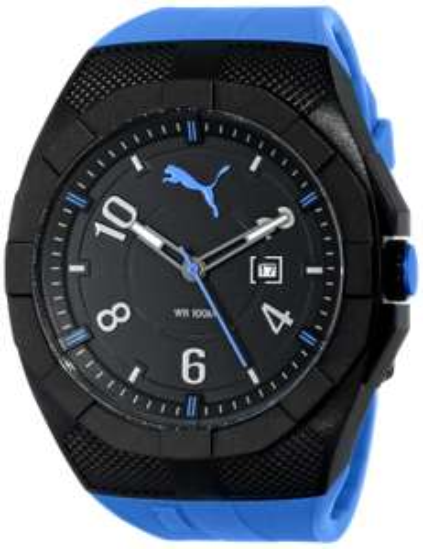 "AMAZON.com.mx: PUMA Men's PU103501001 ""Iconic"" Watch"