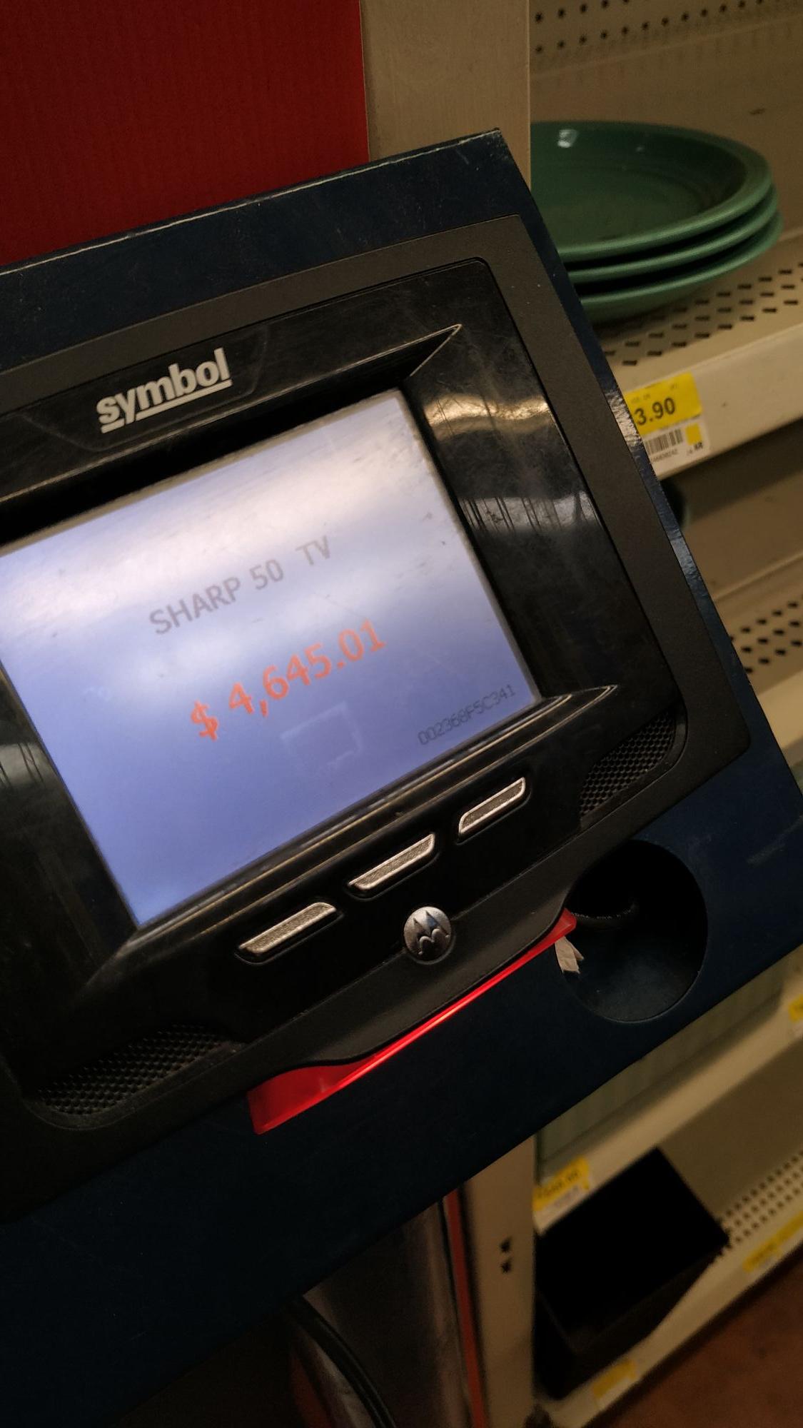 "Walmart: Smart TV Sharp 50"" 4K UHD"