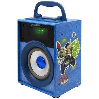 """Linio: Bocina Portátil Toy Story 4"""" Bluetooth (Pagando con PayPal)"""