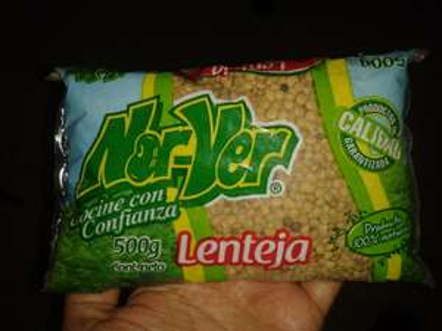 Soriana: Lenteja 500 gramos $2.90