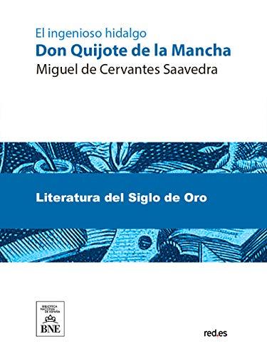Amazon: Don Quijote de la Mancha Edición Kindle (gratis)